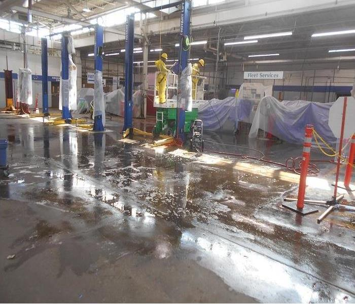Commercial Cleaning Services - Orient,NY  Before